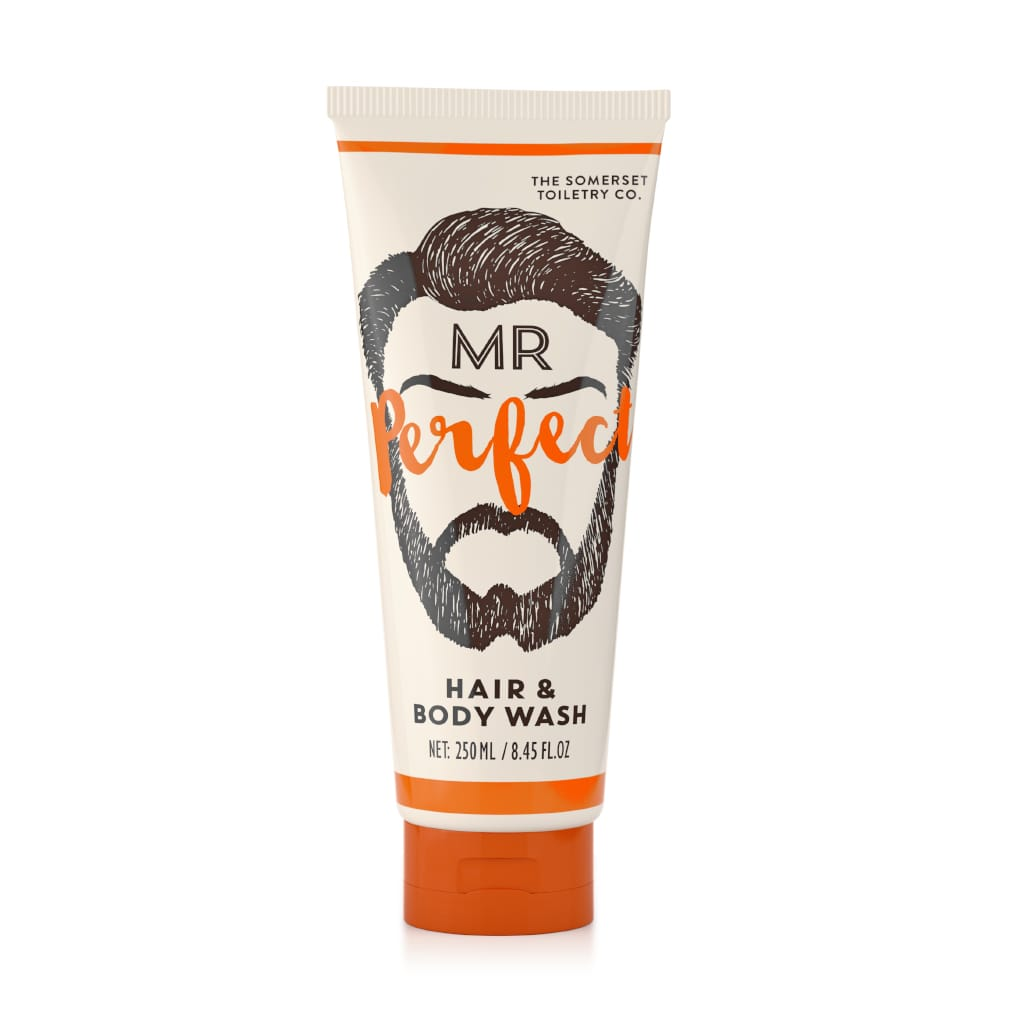 MR Hair and Body Wash - Mr Perfect
