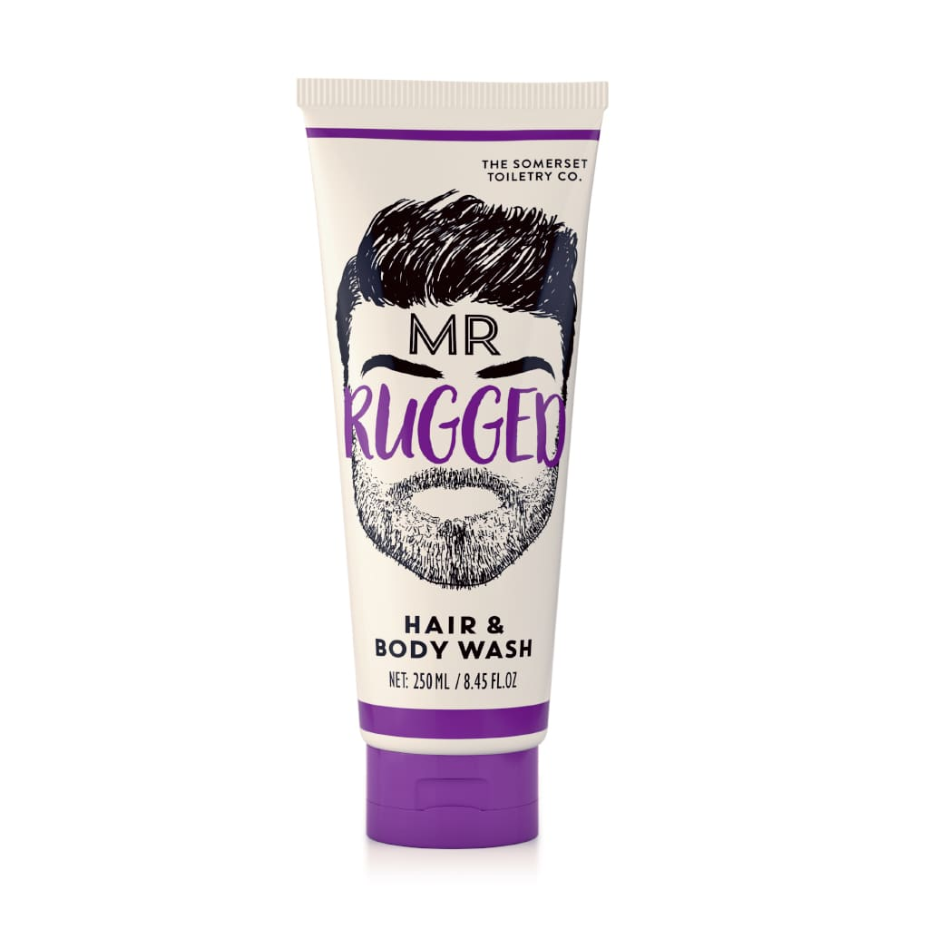 MR Hair and Body Wash - Mr Rugged