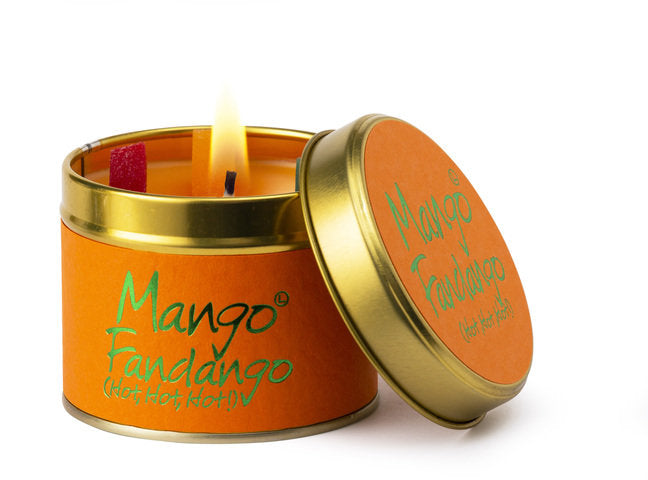 Lily Flame Mango Fandango Scented Candle