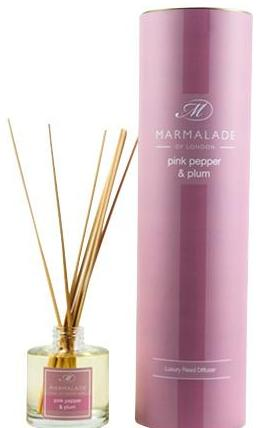 Marmalade of London Pink Pepper & Plum Reed Diffuser