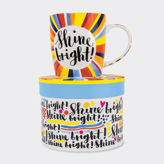 China Mug - Shine Bright