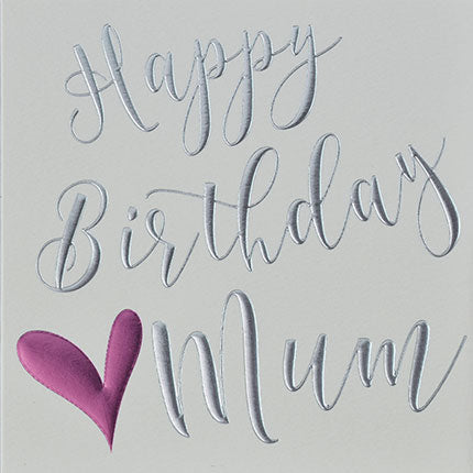 Wendy Jones Blackett Happy Birthday Mum