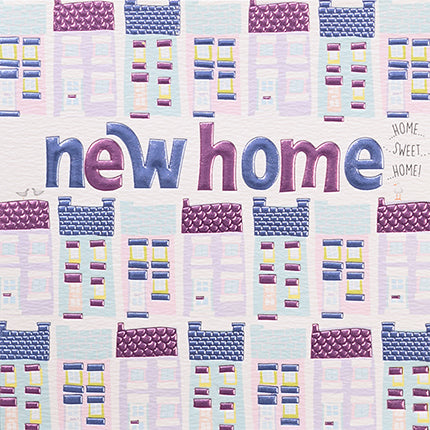 wendy jones blackett new home sweet home card