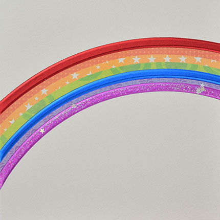 wendy jones blackett rainbow card