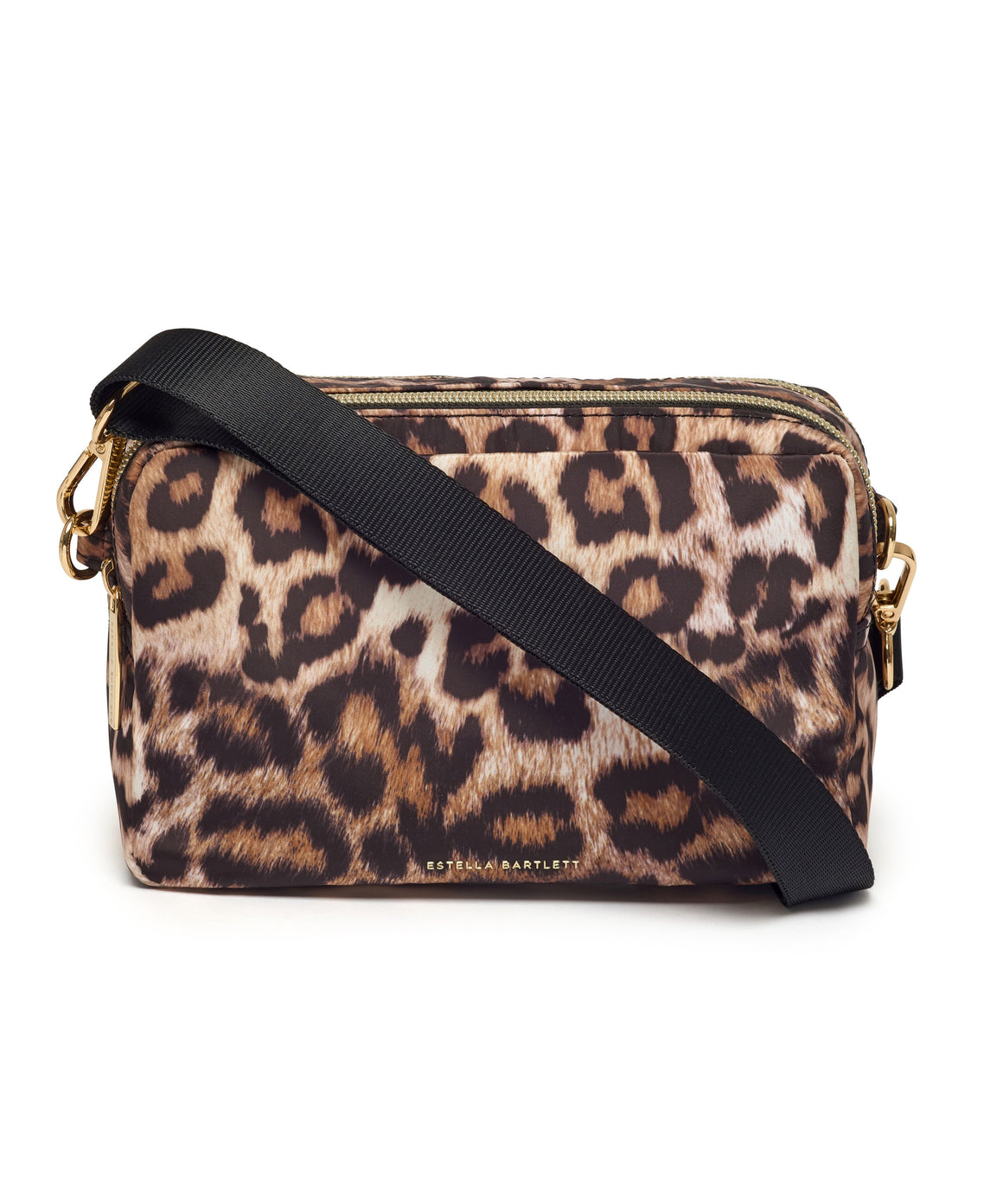 Estella Bartlett cross body leopard print bag