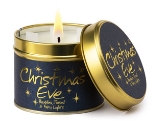 Lily Flame Christmas Eve Scented Candle