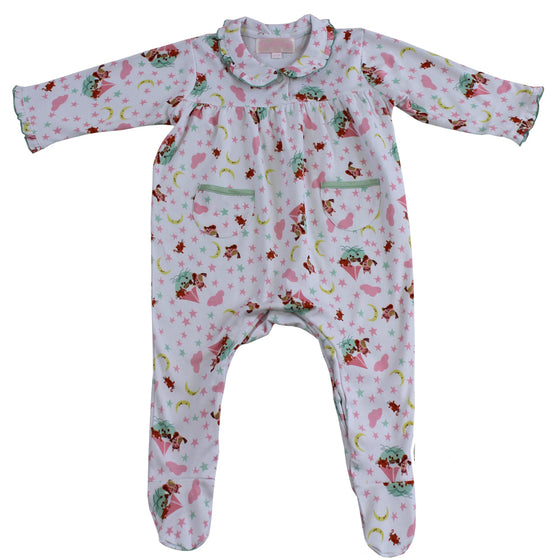 Powell Craft Owl And Pussycat Jumpsuit