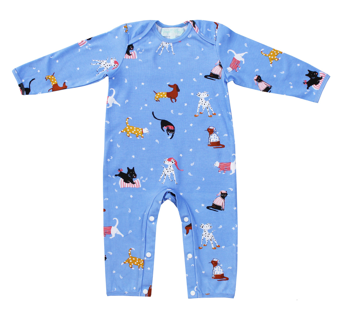 Cats and Dogs Jumpsuit
