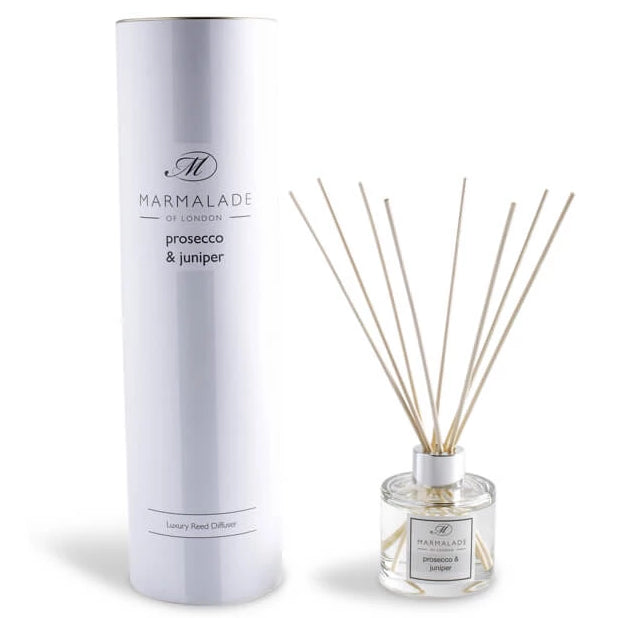 Marmalade of London Prosecco & Juniper Reed Diffuser