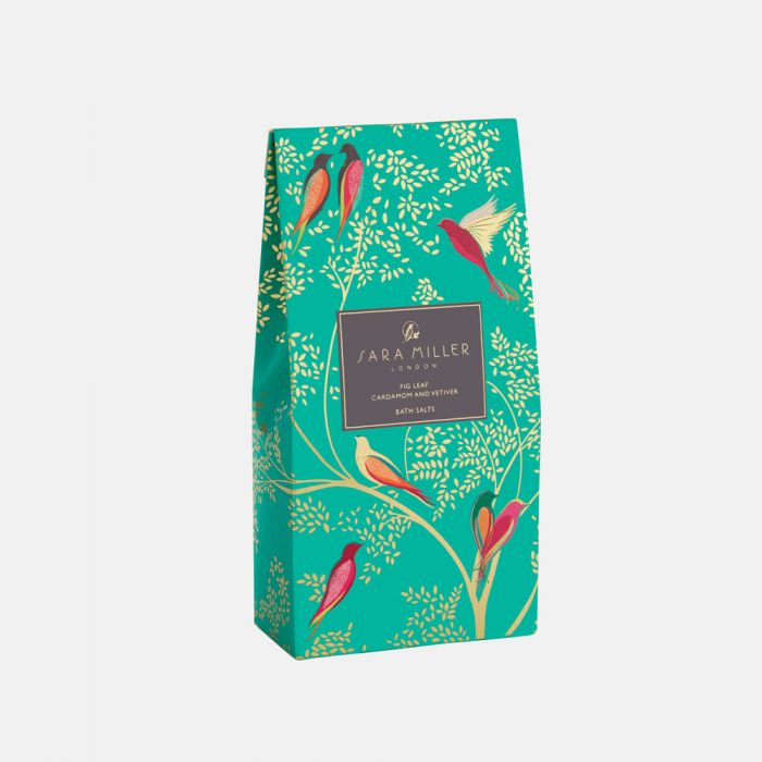 Sara Miller Green Bird Bath Salts