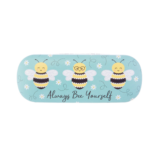 Always Bee Yourself Glasses Case