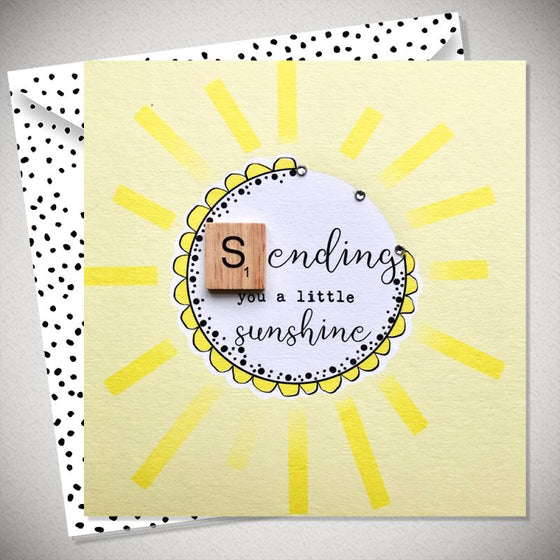 Sending You A Little Sunshine
