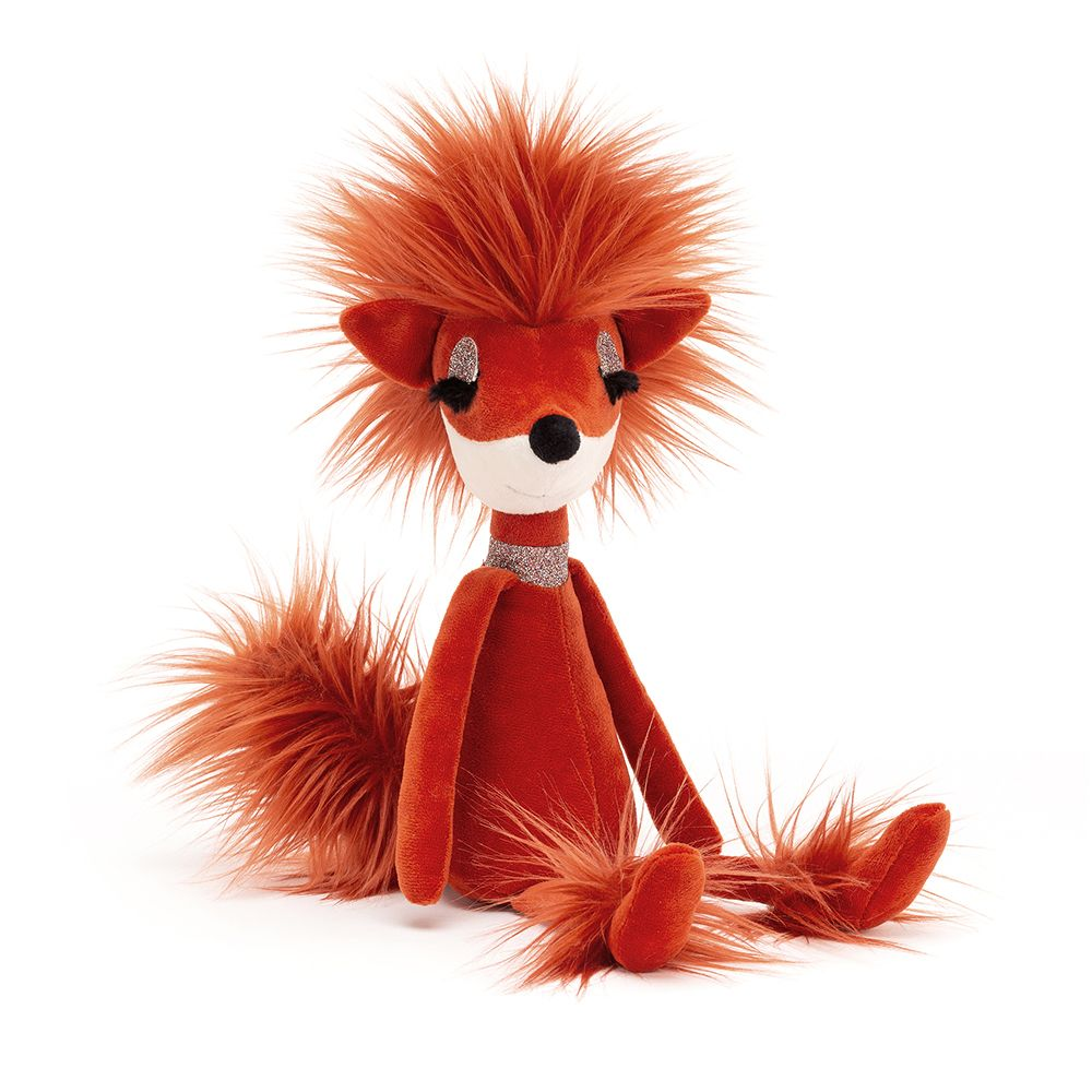 Jellycat  Swellegant Francesca Fox
