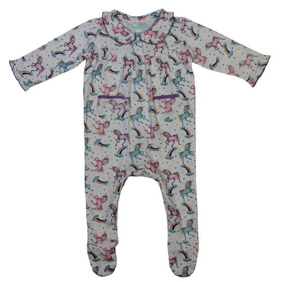 Unicorn Print Jumpsuit