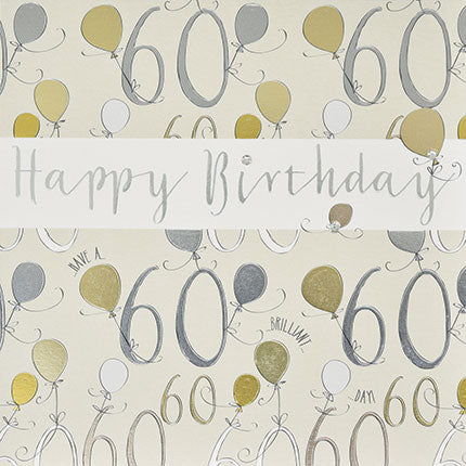 Happy Birthday 60