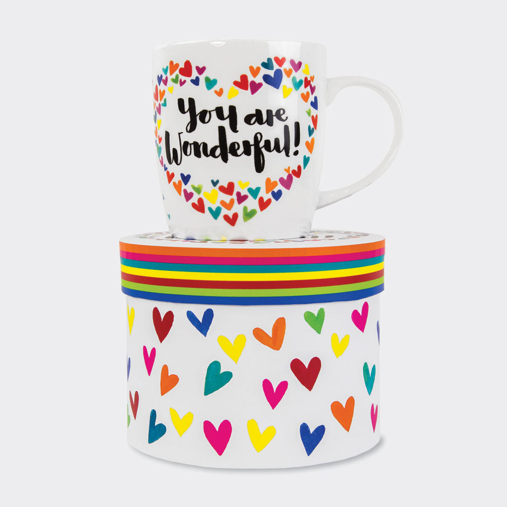 China Mug - You Are Wonderful