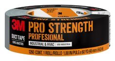 Scotch(R) Pro Strength Duct Tape 1260-A, 1.88 in x 60 yd (48.0 m