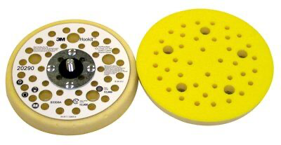 3M(TM) Clean Sanding Low Profile Finishing Disc Pad 20290, 5 in