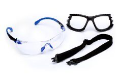 3M(TM) Solus(TM) Safety Glasses 1000-Series S1101SGAF-KT, Kit, Foam, S