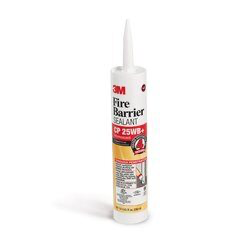 3M(TM) Fire Barrier Sealant CP 25WB+, 10.1 fl. oz. (price per tu