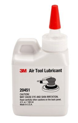 3M(TM) Air Tool Lubricant 4 oz 12 per case (price per ea) 000511