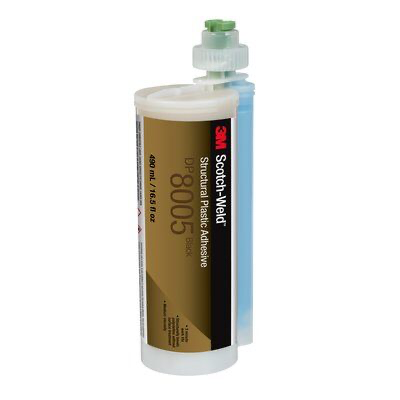 3M(TM) Scotch-Weld(TM) Structural Plastic Adhesive DP8005 Black,