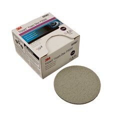3M(TM) Trizact(TM) Hookit(TM) Foam Disc 02087, 3 in, P3000, 15 d