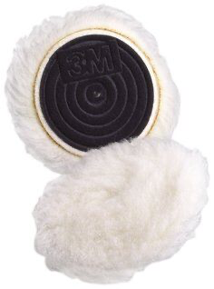 3M(TM) Finesse-it(TM) Knit Buffing Pad, 85078, 3 in 15/16 in Pil