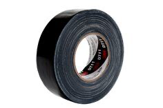 3M(TM) Heavy Duty Duct Tape DT11 Black, 48 mm x 54.8 m 11 mil.,