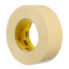 3X55YD Scotch(R) Paint Masking Tape 231/231A Tan, 72 mm x 55 m 7