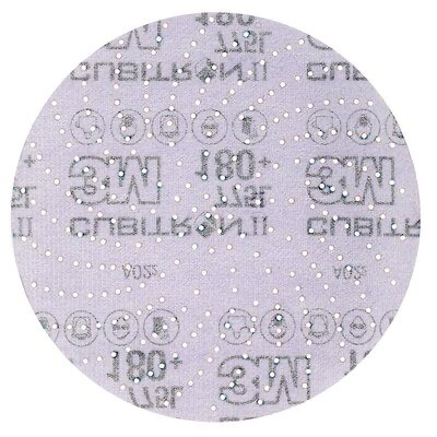 3M(TM) Cubitron(TM) II Hookit(TM) Clean Sanding Film Disc 775L, 6 in 180+