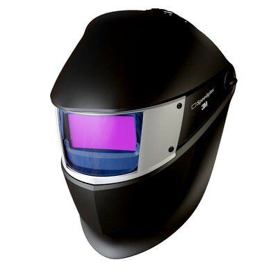 Speedglas(TM) Helmet SL 05-0013-41 with Auto-Darkening Filter Sh