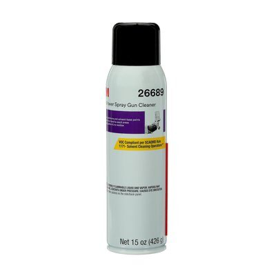 3M(TM) High Power Spray Gun Cleaner, 26689, 15 oz (426 g), 6 per ca