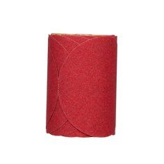 3M(TM) Red Abrasive Stikit? Disc, 01116, 6 in, P80 grade, 100 discs