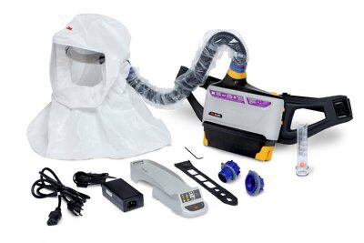 3M(TM) Versaflo(TM) Powered Air Purifying Respirator Easy Clean Kit TR