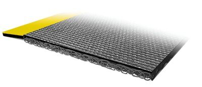 3M(TM) Safety-Walk(TM) Cushion Matting 5270E, Black 3 ft x 10 ft