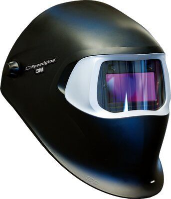 3M(TM) Speedglas(TM) Welding Helmet 100 Black with Auto-Darkenin