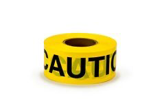 MMM53042 Scotch(R) Barricade Tape 300 -- CAUTION (price per roll