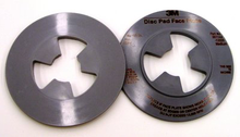 3M(TM) Disc Pad Face Plate 13325 4-1/2 in Medium Gray (price per