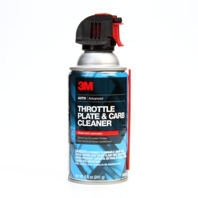 3M(TM) Throttle Plate and Carb Cleaner, 08866, 8.5 oz (241 g), 1