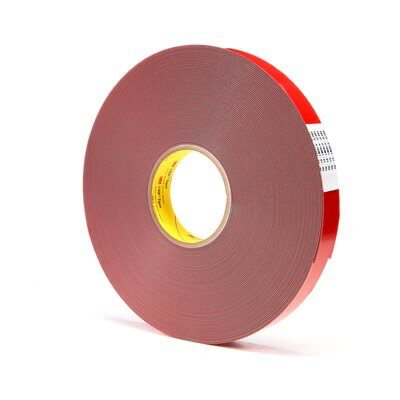 3M(TM) VHB(TM) Tape 4941F Gray, 1 in x 36 yd 45.0 mil, 9 per cas