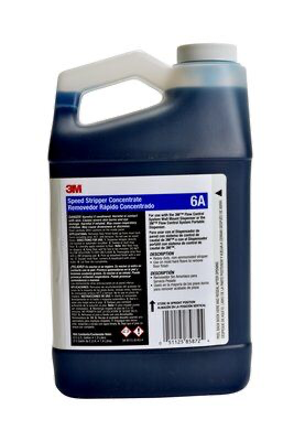 3M(TM) General Purpose Cleaner Concentrate 8A, 0.5 Gallon, 4/Case
