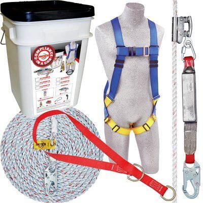 3M(TM) PROTECTA® Compliance in a Can? Roofer's Fall Protection Kit