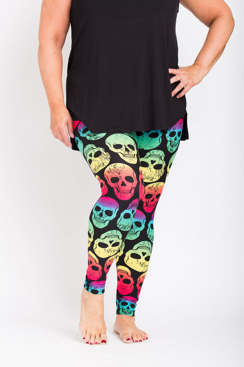 Candy Skull Large