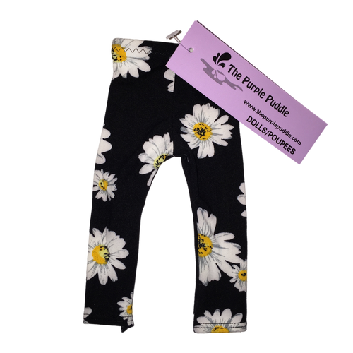 Crazy Daisy Doll Leggings