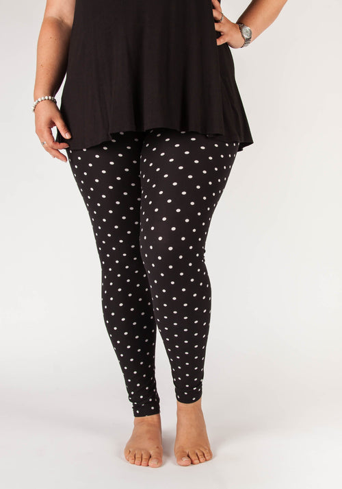 Dotty Black Plus (3X-5)
