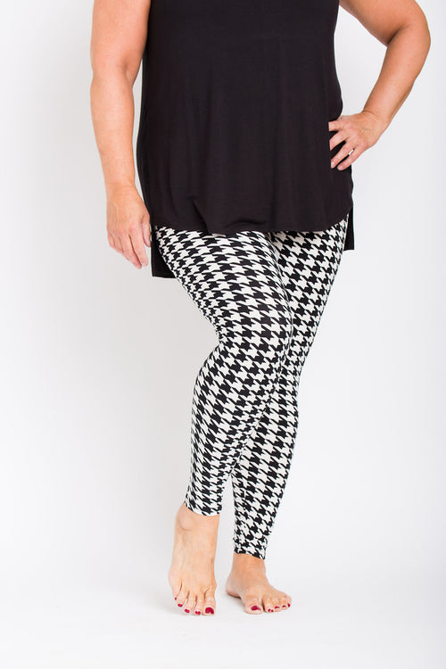 Houndstooth Large
