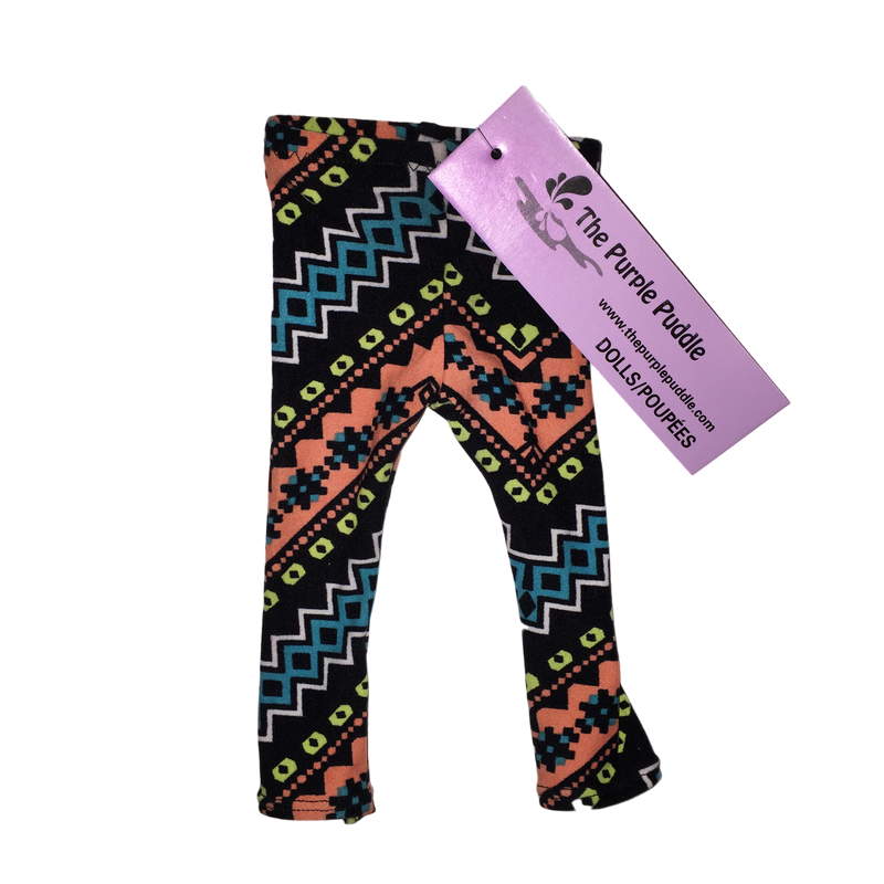 Hunky Dory Doll Leggings