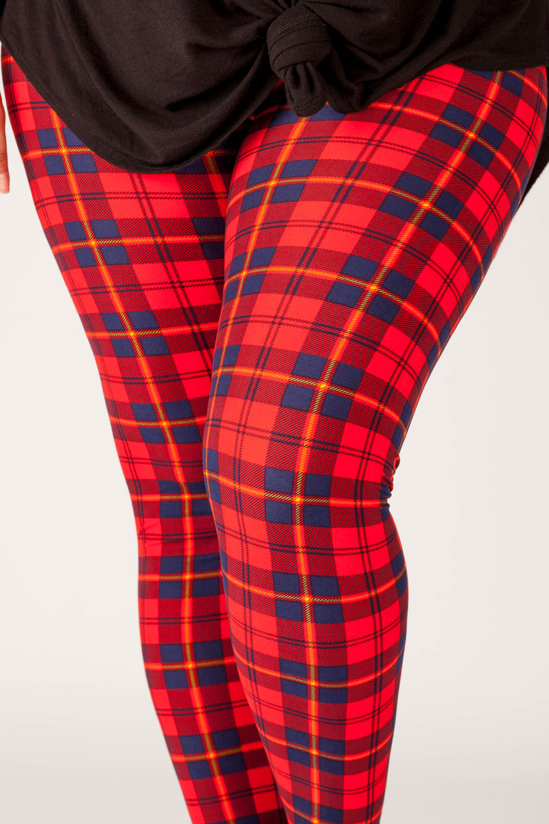 Tartan Three Large