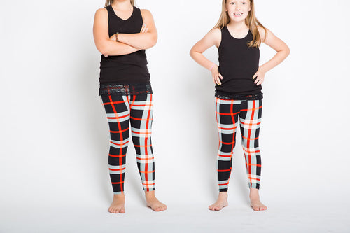 Pepper Plaid Kids